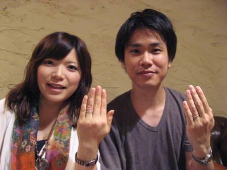 120729木目金の結婚指輪_表参道001.JPG