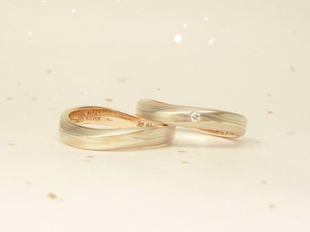 12072901木目金の結婚指輪 Y 002.JPG