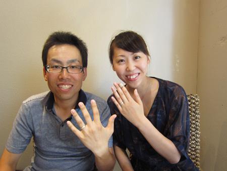 12073001木目金の結婚指輪_千葉店001.jpg