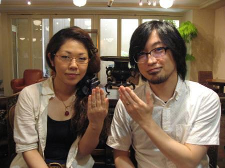 120826 木目金の結婚指輪_表参道_001.JPG