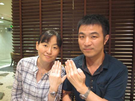 12082603木目金の結婚指輪_広島本店001.jpg