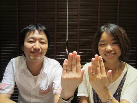 12083002木目金の結婚指輪_U001.JPG