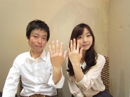12092201木目金の結婚指輪_千葉店001.JPG