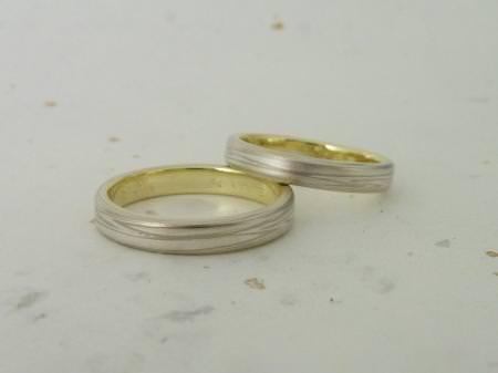 12092202木目金の結婚指輪_千葉店002.JPG