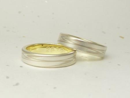 12092301木目金の結婚指輪_002.JPG