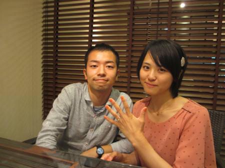 12092302木目金の婚約指輪_H001.JPG