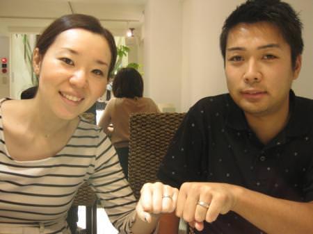 12092302木目金の結婚指輪_銀座本店001.JPG