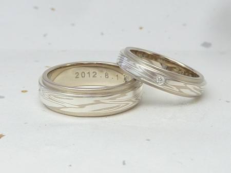 12092302木目金の結婚指輪_銀座本店002.JPG