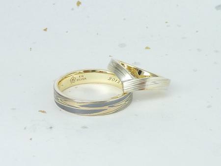 12092401木目金の結婚指輪_H002.JPG