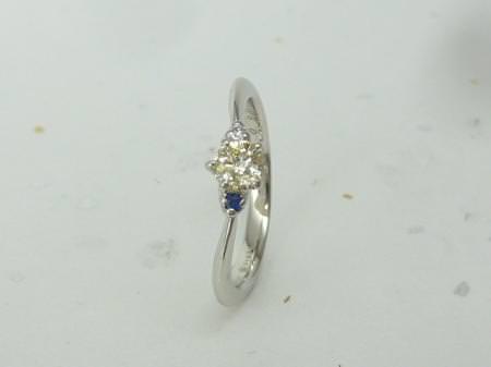 120925プラチナの婚約指輪_K002.JPG