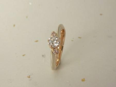 12092802木目金の婚約指輪 Y 002.JPG
