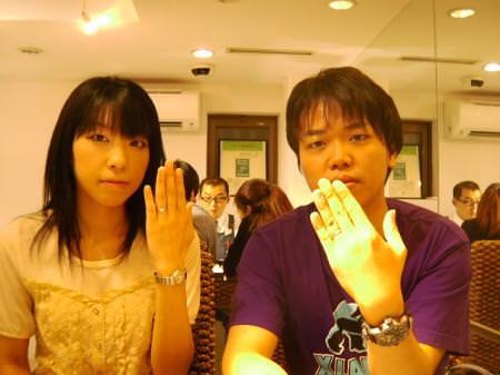 12092901木目金の結婚指輪_銀座本店001.JPG