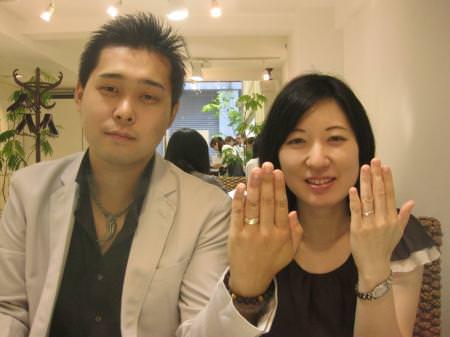 12093001木目金の結婚指輪_G001.JPG