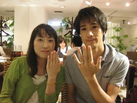 12093004 木目金の結婚指輪_G001.JPG