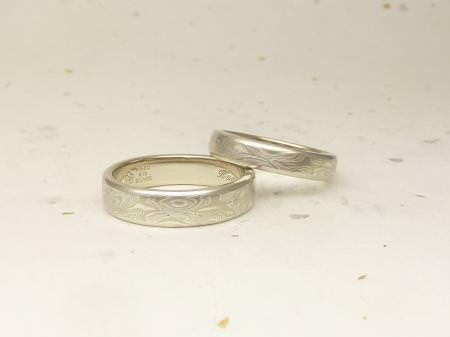 12102401木目金の結婚指輪_M002.JPG