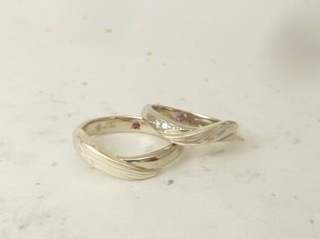 12102701木目金の結婚指輪Y002.JPG
