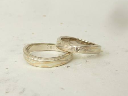 12102701木目金の結婚指輪_千葉店002.JPG