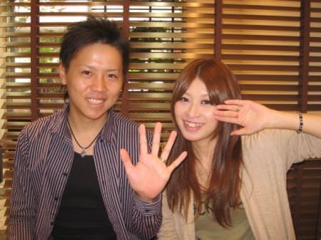 12102702木目金の結婚指輪_N001.JPGのサムネール画像