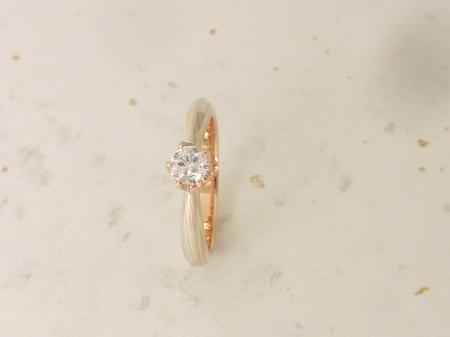 12102703木目金の婚約指輪、結婚指輪_M002 (1).JPG