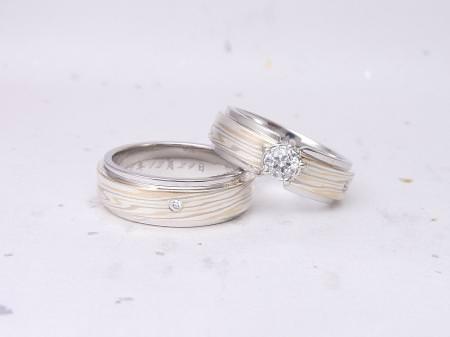 12102703木目金の結婚指輪Y 002.jpg
