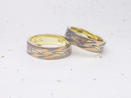 12102801木目金の結婚指輪Y002.jpg