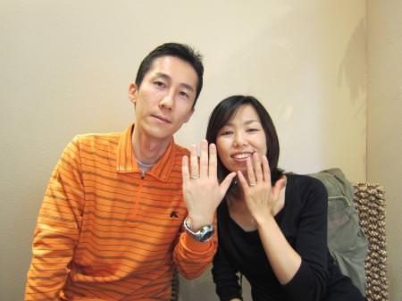12102801木目金の結婚指輪_千葉店001.JPG