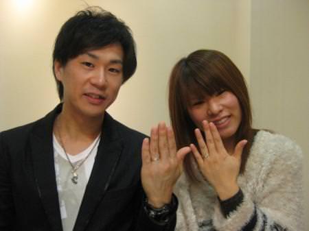12102803木目金の結婚指輪_N001.JPGのサムネール画像
