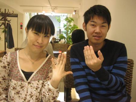 12103102木目金の結婚指輪_G001.JPG