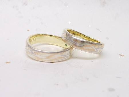 12112302 木目金の結婚指輪_G002.JPG