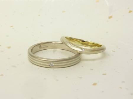 12112302木目金の結婚指輪2-2.JPG