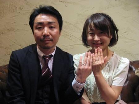 12112401木目金の結婚指輪_M001.JPG