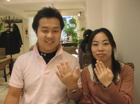 12112402 木目金の結婚指輪G001.JPG