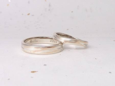 12112402 木目金の結婚指輪G002.JPG