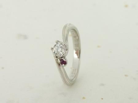 12112402木目金の婚約指輪_Y001.JPG