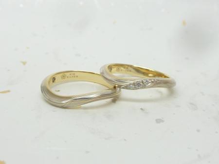 12112502木目金の結婚指輪Y002.JPG