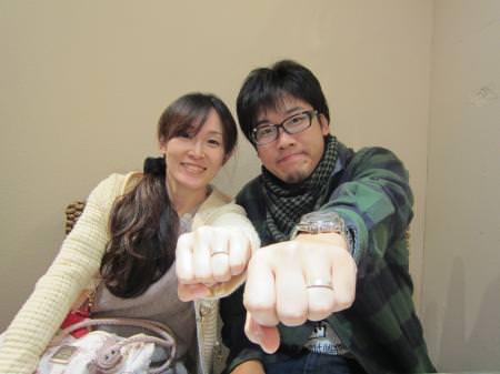 12112502木目金の結婚指輪_千葉店001.JPG