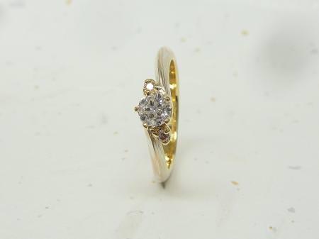 12112505木目金の婚約指輪_M001.JPG
