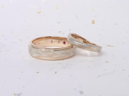 12112901木目金の結婚指輪 B 002.JPG