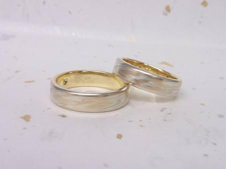 12113001木目金の結婚指輪 B 002.JPG