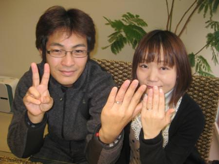 12112401木目金の結婚指輪_N001.JPG