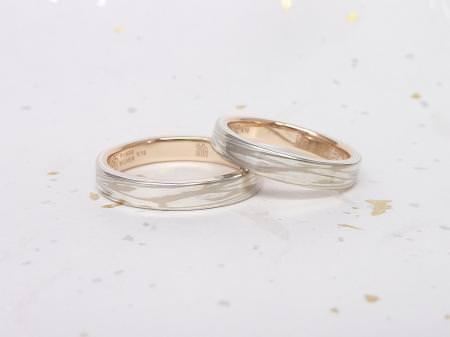 12123001木目金の結婚指輪_H002.JPG