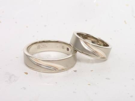12123001木目金の結婚指輪Y002.JPG
