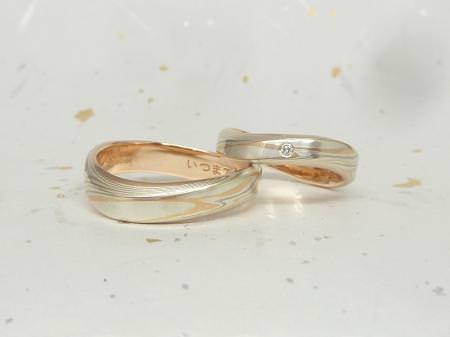 13021001木目金の結婚指輪_G002.JPG