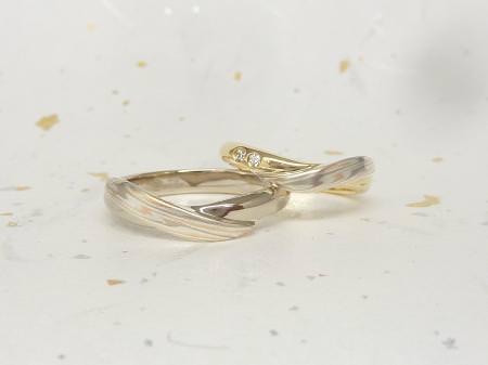 13021901木目金の結婚指輪_O002.JPG