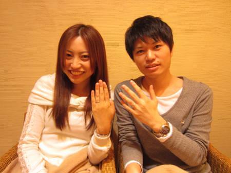 13022302木目金の結婚指輪_O001.JPG
