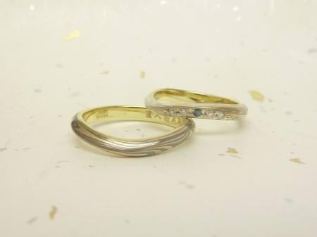 13022302木目金の結婚指輪_M002.JPG