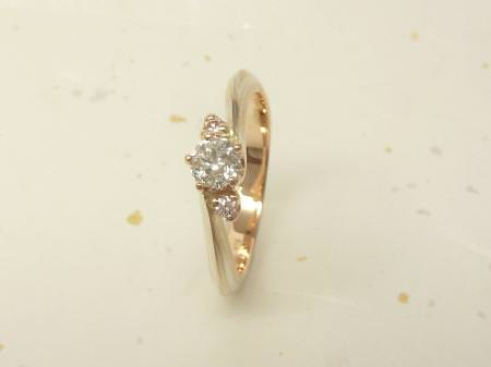 13022401木目金の婚約指輪_H002.JPG