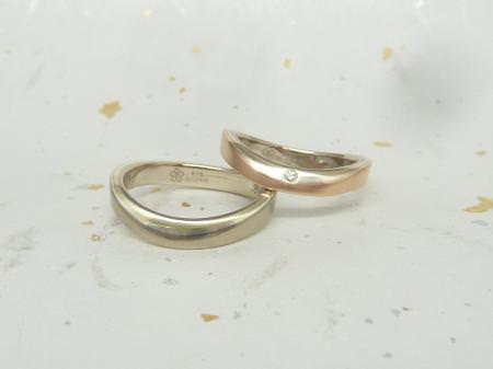 13022402グリ彫りの結婚指輪Y002.JPG