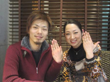 13022405木目金の結婚指輪_U001.JPG