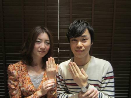 13022601木目金の結婚指輪_U001.JPG